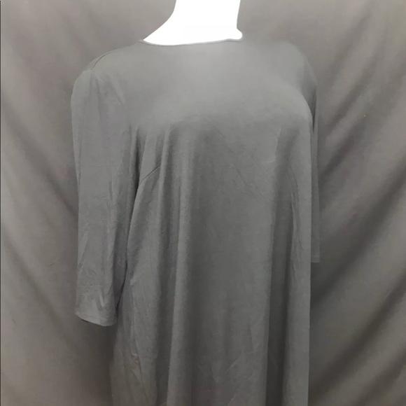 9a9bb20f J. Jill Dresses | Nwt J Jill Wearever Black Dress 3x J100 | Poshmark